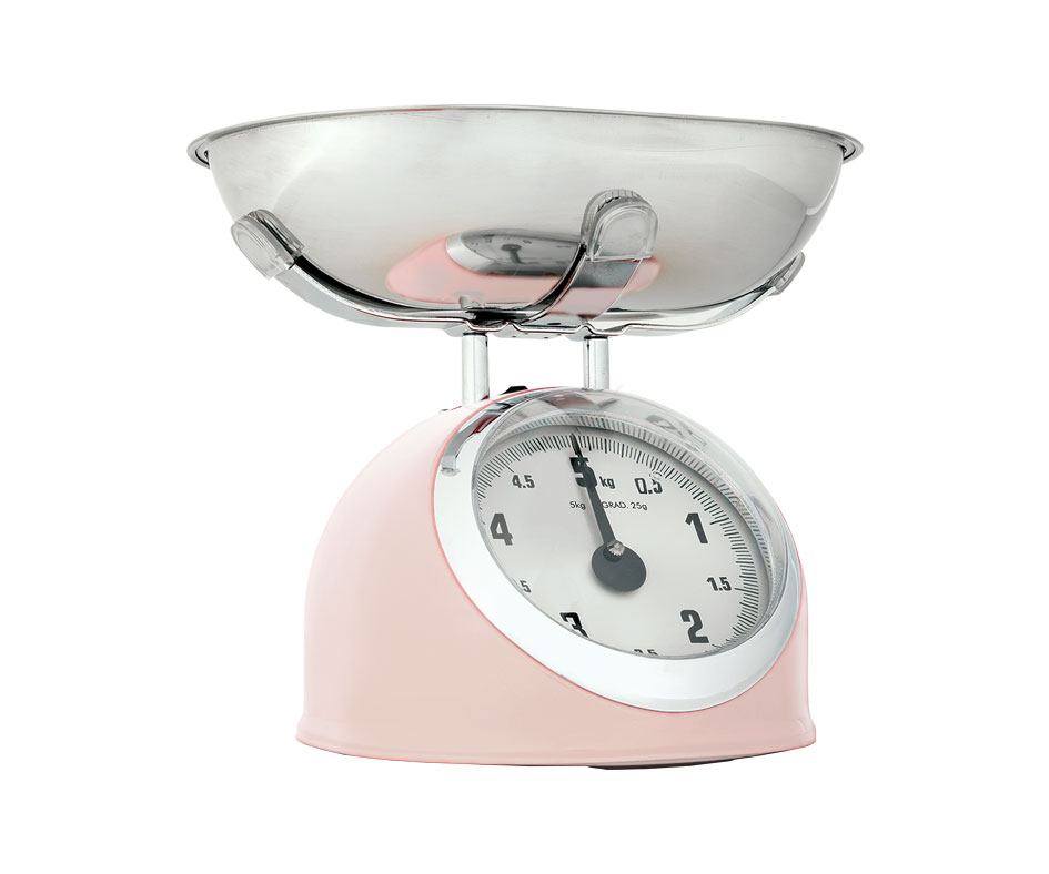 Machnaical Kitchen Scale