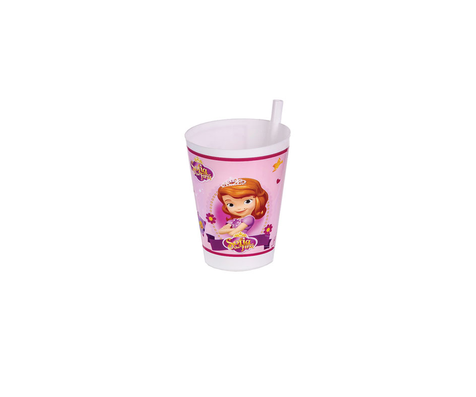 Sport Straw Cup
