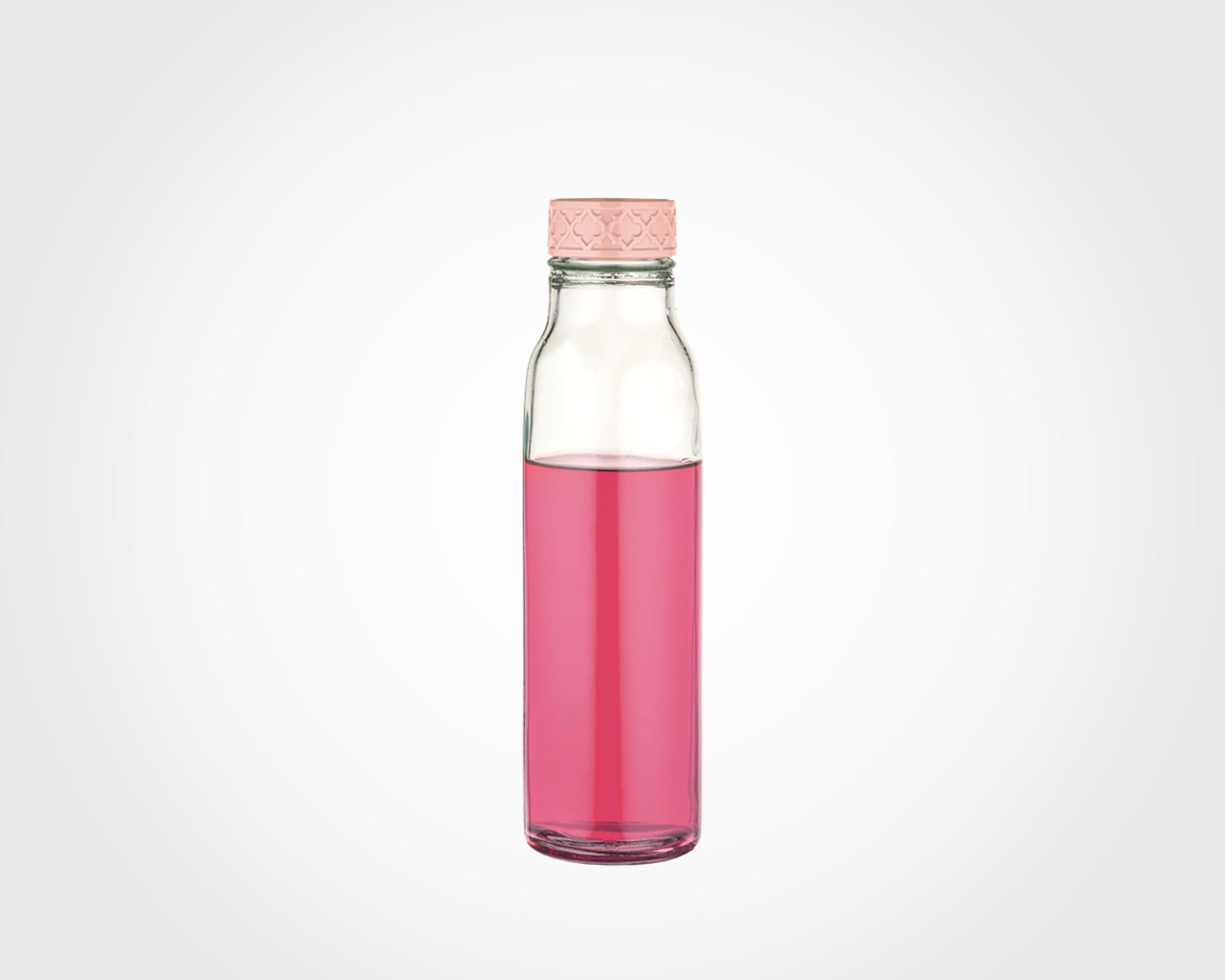 بطری آب گرد