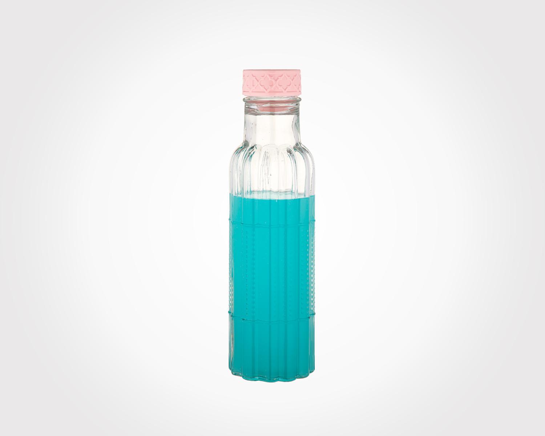 بطری آب ساحل