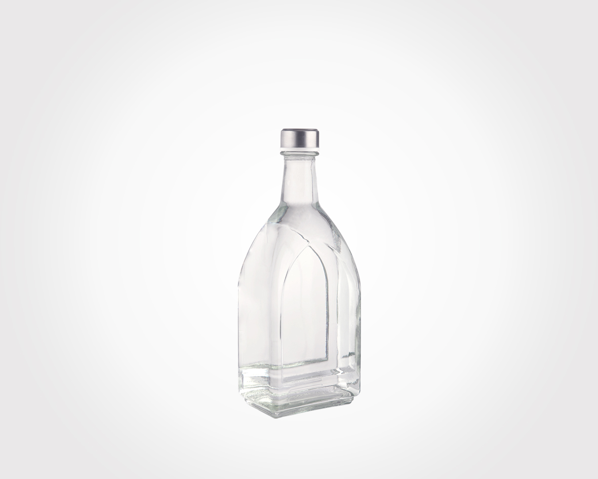 بطری کتابی درب استیل