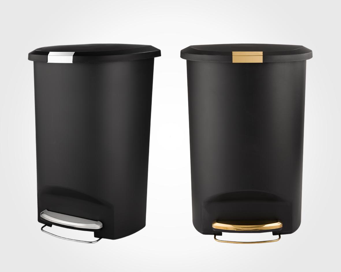 سطل پدالی 50 لیتری