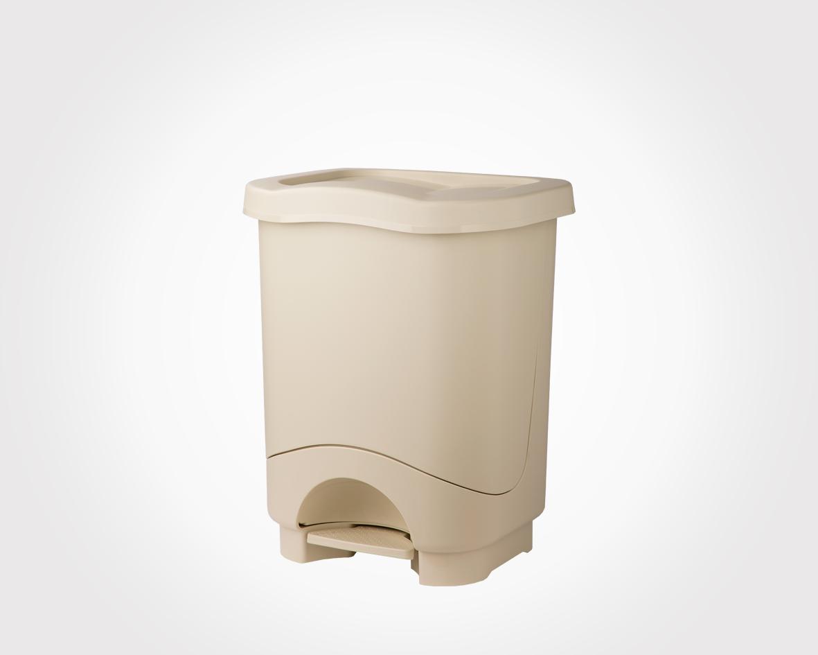 سطل پدالی چهارگوش 35 لیتر