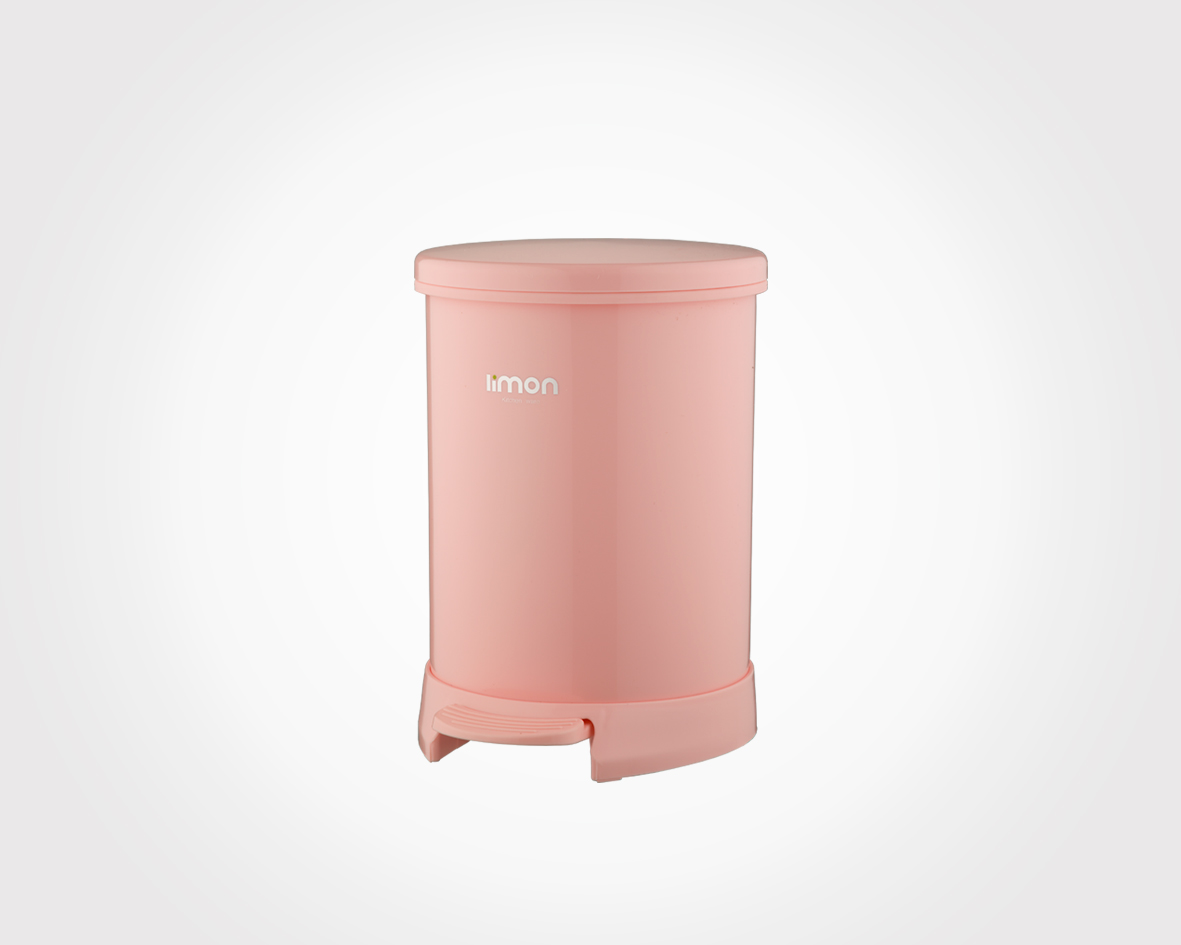 سطل گرد 4 لیتری